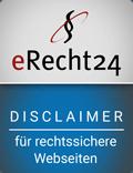 erecht24-siegel-disclaimer-blau